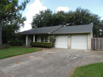 Galveston County Single Family Home For Sale: 1209 W Castlewood Avenue