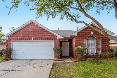 Katy TX Single Family Home For Sale: $159,000