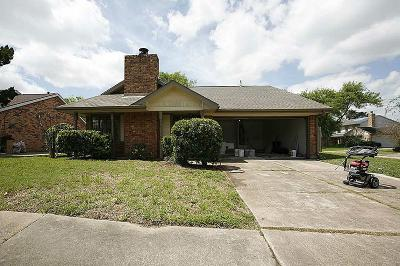 Channelview Single Family Home For Sale: 1450 Somercotes Lane
