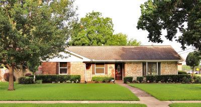 Deer Park Single Family Home For Sale: 1302 Norwood Street