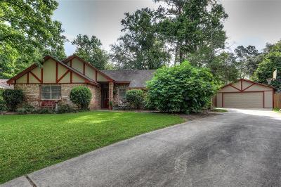 Kingwood Single Family Home For Sale: 2011 River Village Drive