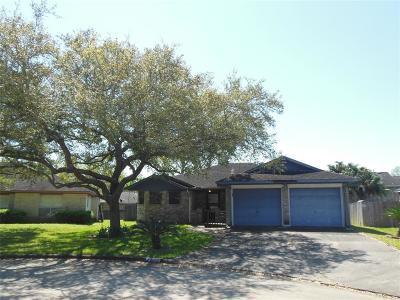 Rosenberg Single Family Home For Sale: 2712 Monroe Avenue