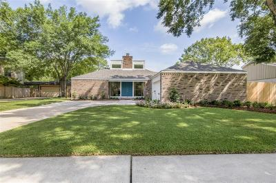 Single Family Home For Sale: 16211 Shady Elms Drive