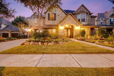 Katy Single Family Home For Sale: 10015 Cinco Ridge Drive