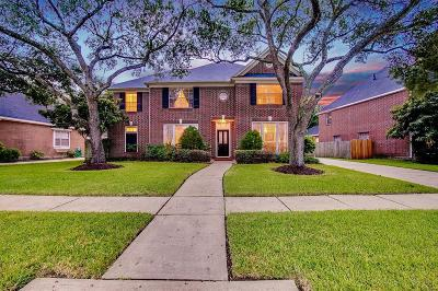 Katy Single Family Home For Sale: 2123 Morning Park Drive