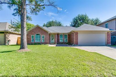 Katy Single Family Home For Sale: 24030 Shaw Perry Lane
