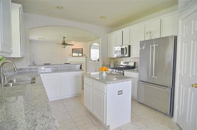 Dickinson Single Family Home For Sale: 316 Diamond Bay Drive