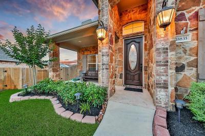 Magnolia Single Family Home For Sale: 18835 Wichita Trail