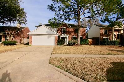 Houston Single Family Home For Sale: 9514 Arrowgrass Drive