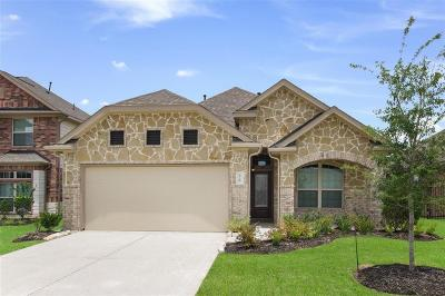 Spring Single Family Home For Sale: 3747 Lake Bend Shore Dr