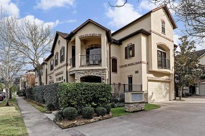 Houston Single Family Home For Sale: 4023 Gramercy Street