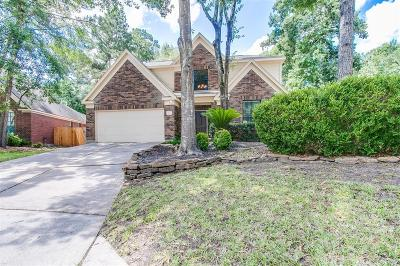The Woodlands Single Family Home For Sale: 92 E Stony End Place