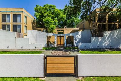 Houston Condo/Townhouse For Sale: 4324 Floyd Street