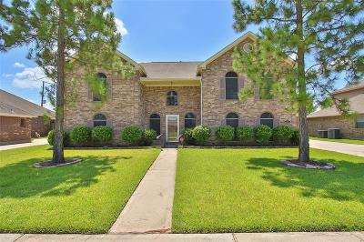 Manvel Single Family Home For Sale: 2818 Brahman Drive