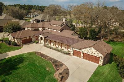 Montgomery Single Family Home For Sale: 111 Pine Hill Lane