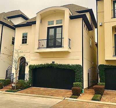 Houston TX Rental For Rent: $2,700