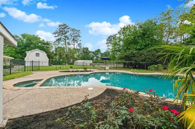 Tomball Single Family Home For Sale: 1423 Neal Drive