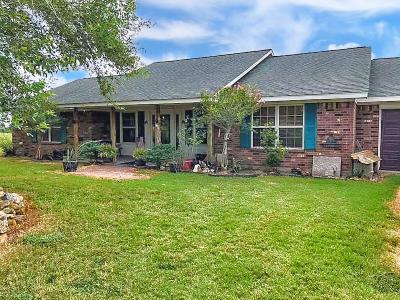 Schulenburg Single Family Home For Sale: 8140 N Us Highway 77