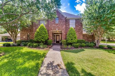 Houston Single Family Home For Sale: 1811 Royal Fern Court