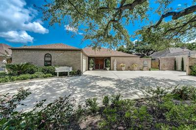 Houston Single Family Home For Sale: 11610 Lakeside Place Drive