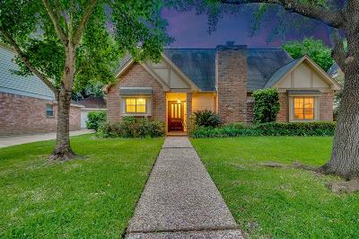Katy Single Family Home For Sale: 20351 Pittsford Drive