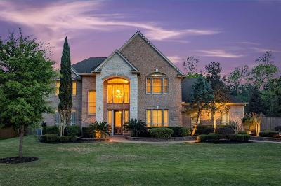 Conroe Single Family Home For Sale: 2257 Teas Crossing Drive