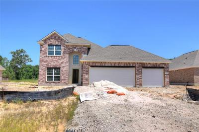 New Caney Single Family Home For Sale: 407 Seabiscuit Boulevard