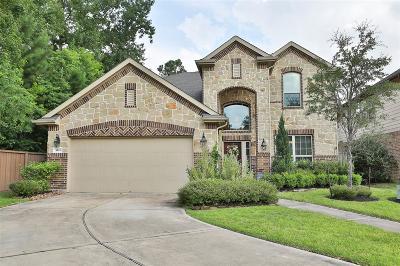 Spring Single Family Home For Sale: 5103 Wilting Oak Lane