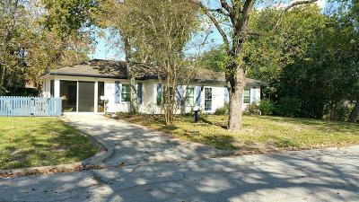 Bellaire Single Family Home For Sale: 4300 Cynthia St