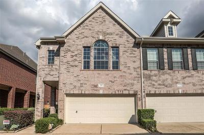 Houston TX Single Family Home For Sale: $409,000