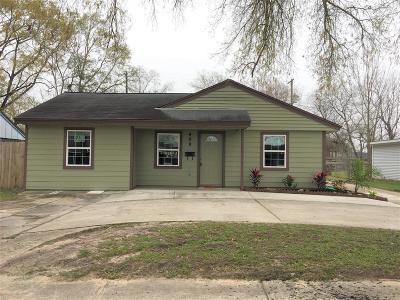 Pasadena Single Family Home For Sale: 409 Pauline Avenue