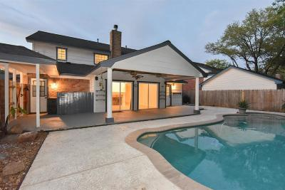 Single Family Home For Sale: 18311 Spellbrook Drive