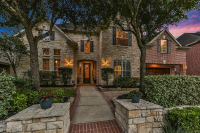 Cypress Single Family Home For Sale: 18707 S Colony Shore Drive