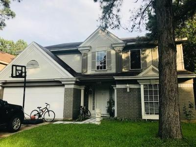 Single Family Home For Sale: 8819 Driftstone Drive