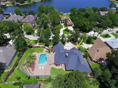 Montgomery Single Family Home For Sale: 133 Lakeside Drive