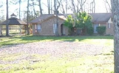 Huffman Single Family Home For Sale: 1707 Oak Manor Drive