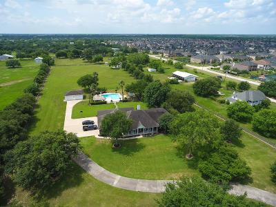 Cypress Single Family Home For Sale: 17627 Huffmeister Road
