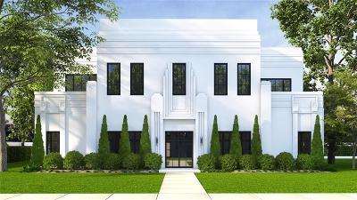 Houston Single Family Home For Sale: 4002 Colquitt Street