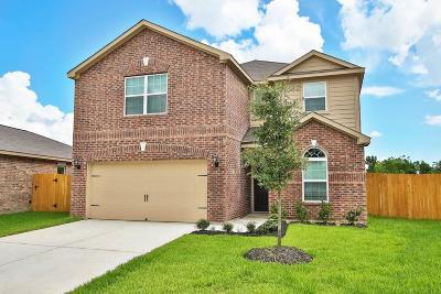 Texas City Single Family Home For Sale: 12027 Midship Lane