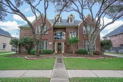 Richmond Single Family Home For Sale: 2106 Spanish Forest Lane