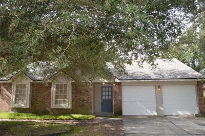 League City TX Single Family Home For Sale: $190,000