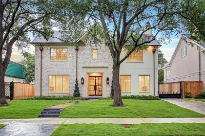 Houston Single Family Home For Sale: 3659 Meadow Lake Lane