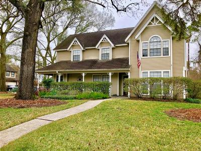 Houston Single Family Home For Sale: 20703 Woodcluster Lane