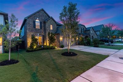 Richmond Single Family Home For Sale: 3219 Breeze Bluff Way