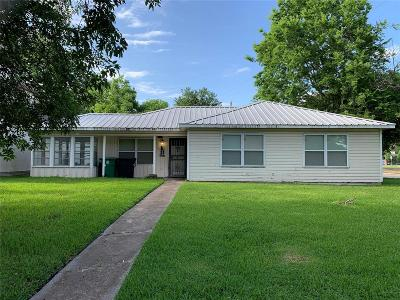 Houston Single Family Home For Sale: 6002 Floyd Street