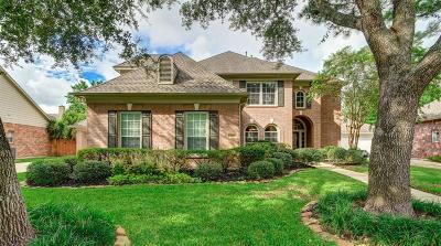 Katy Single Family Home For Sale: 4614 Drake Falls Court
