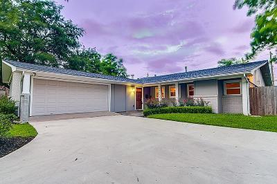 Houston Single Family Home For Sale: 10603 Doud Street