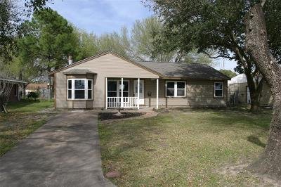 Texas City Single Family Home For Sale: 1518 14th Avenue N