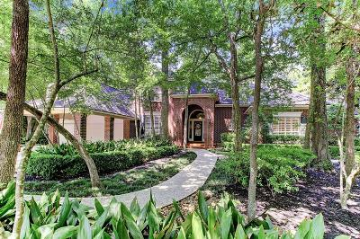 The Woodlands Single Family Home For Sale: 34 Halfmoon Court