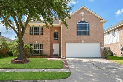 Houston Single Family Home For Sale: 13126 Leader Trail